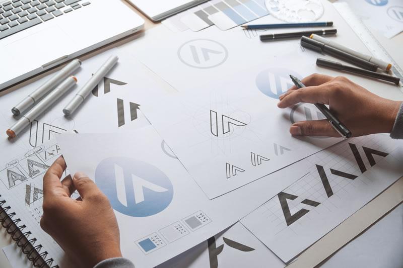 internet marketing logo
